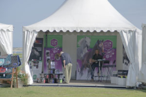 Stand GREEN FORCE Equi'Passion Grand National CSO Le Touquet 2021
